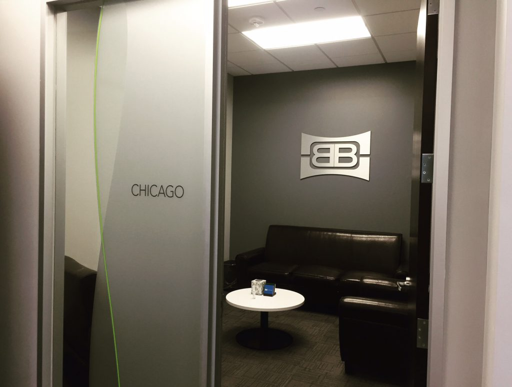 The Business Backer New Office Space