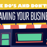 The Do's and Don'ts of Naming Your Business (Header Image)