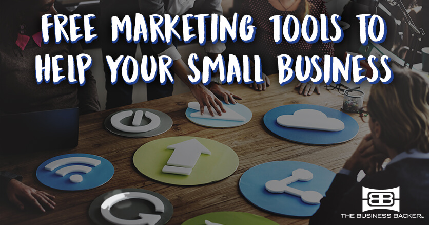 12 Free Marketing Tools