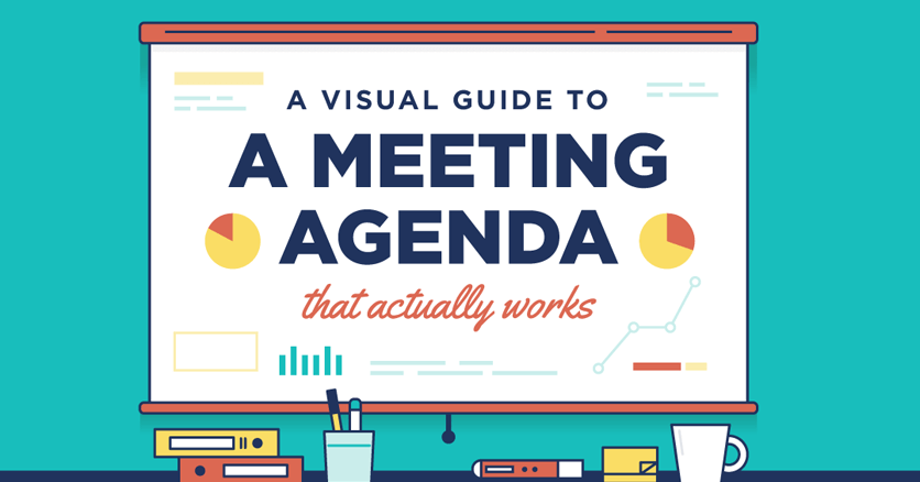 A Visual Guide to a Meeting Agenda That Actually Works
