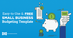 small business budgeting template