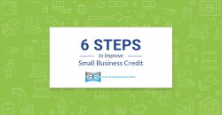 how to repair business credit