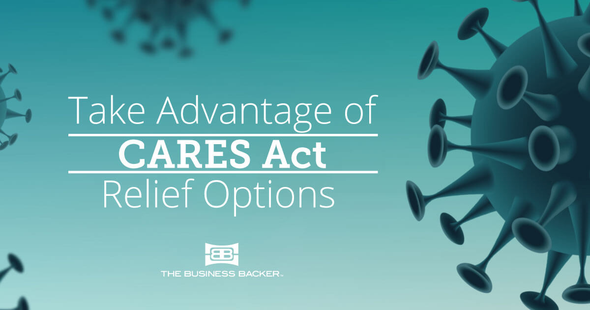 How the CARES Act Can Help Your Business