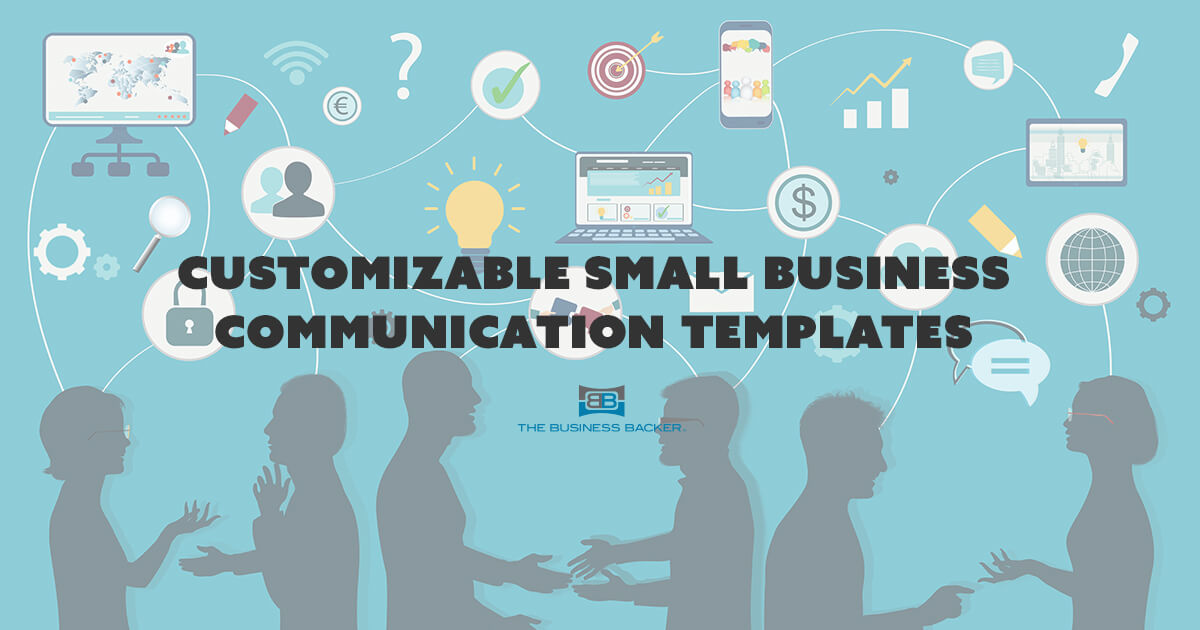 Communication Templates for Small Business Owners