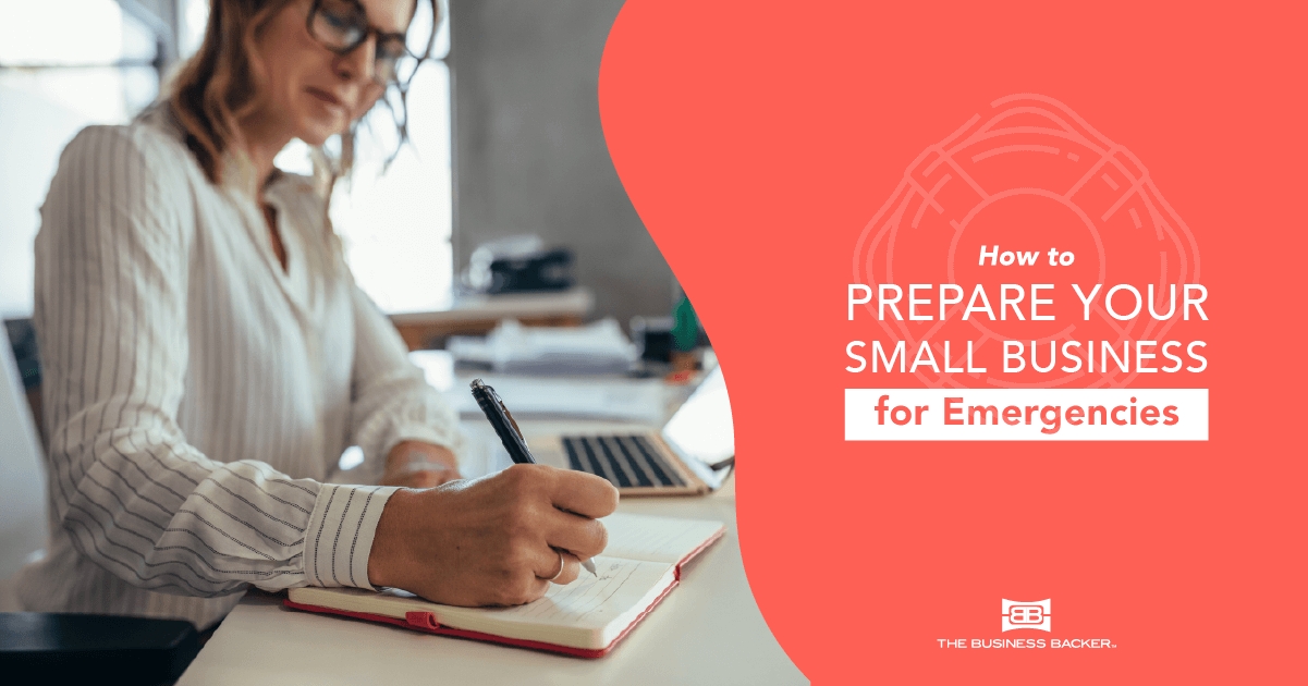 The Small Business Emergency Readiness Checklist