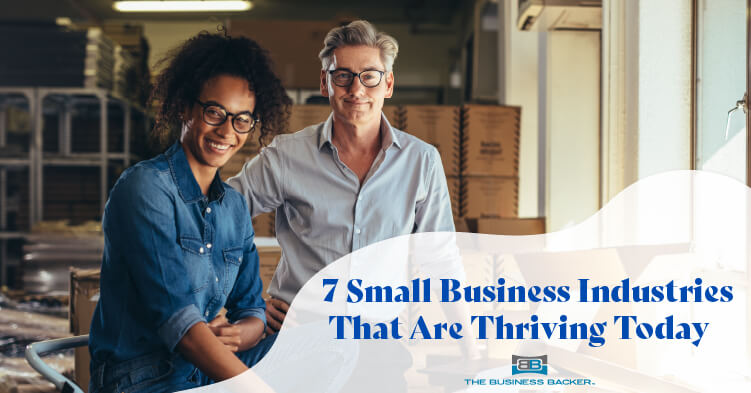 What Small Business Industries Are Successful in a Recession?