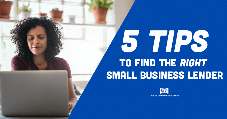 How to Pick the Best Small Business Lender
