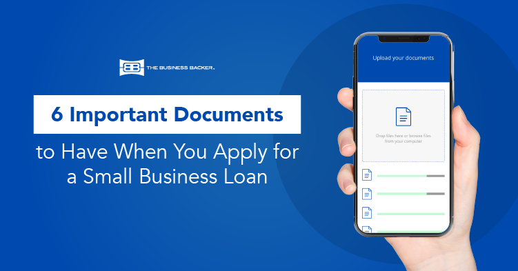 What Do You Need to Apply For a Small Business Loan?