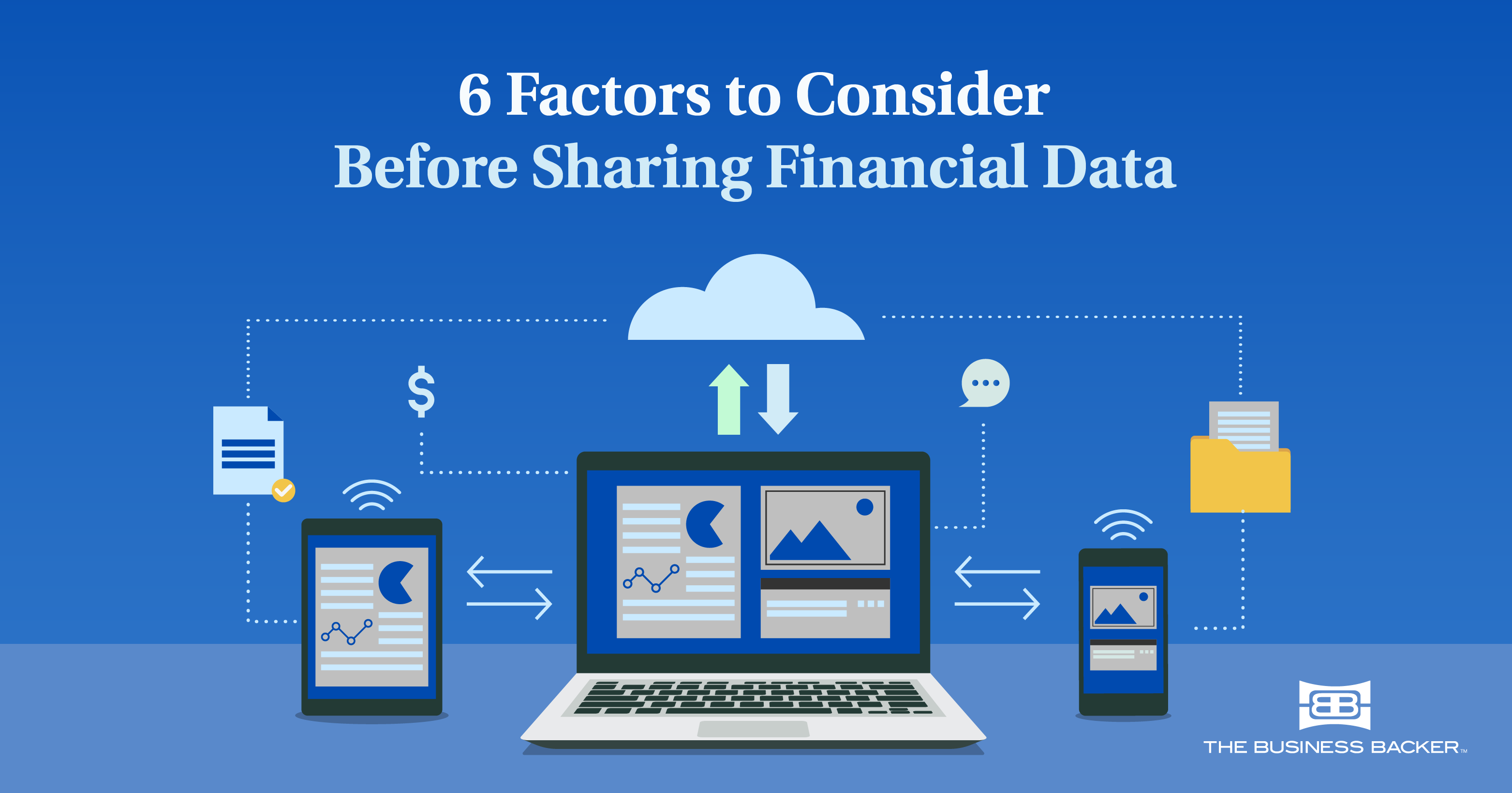 What to Consider Before Sharing Your Financial Data