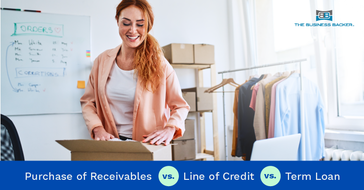 How Does a Purchase of Receivables Compare to Other Funding Methods?