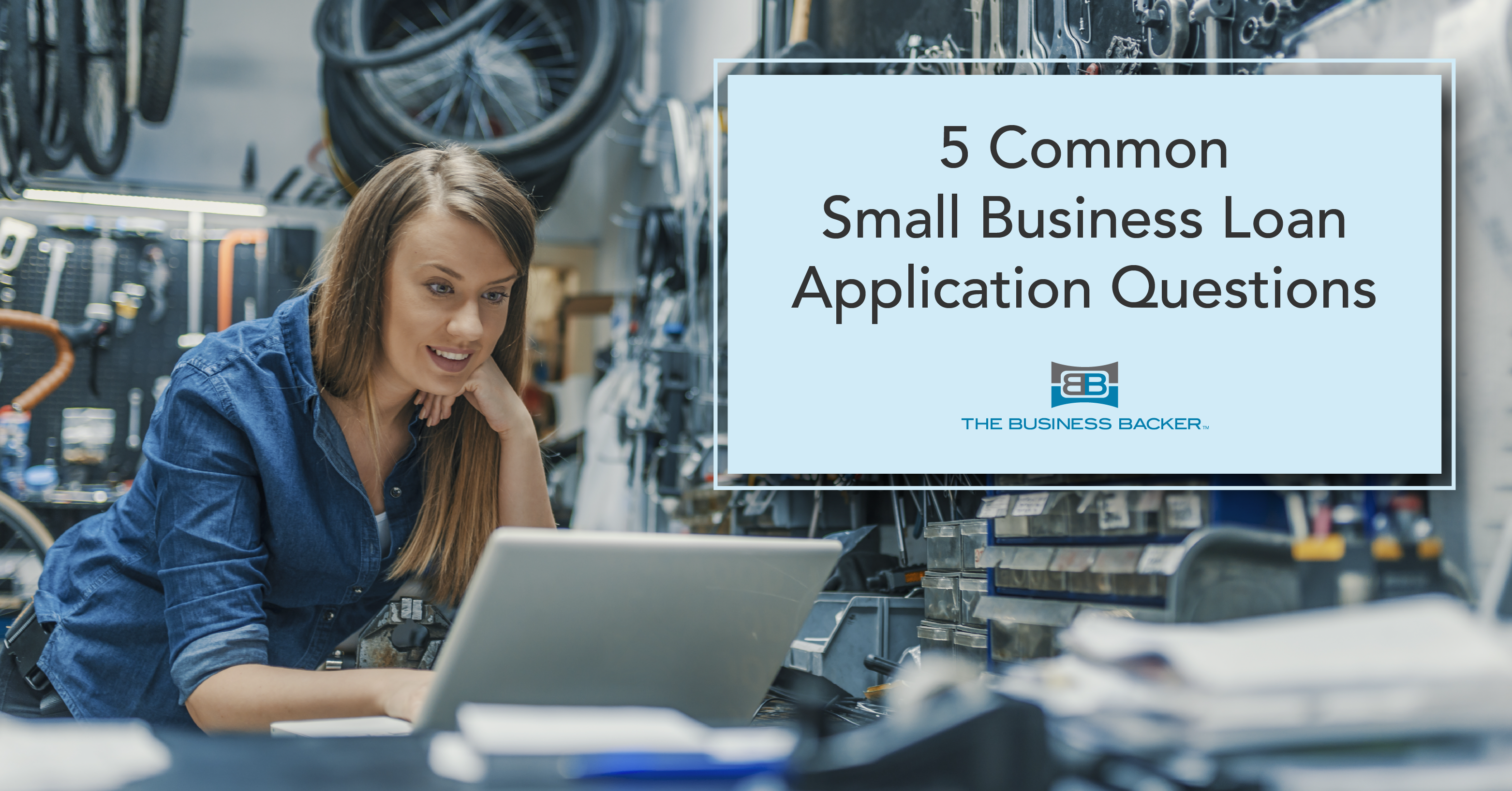What Questions Are Asked on a Small Business Loan Application?
