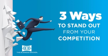 Monthly Challenge: Stand Out From Your Competitors