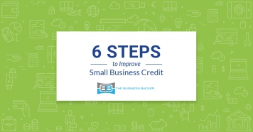 How to Repair Your Small Business Credit