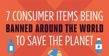 7 Consumer Items Banned Around the World to Save the Planet