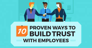 10 Proven Ways to Build Trust With Employees