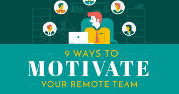 9 Ways to Motivate Your Remote Team