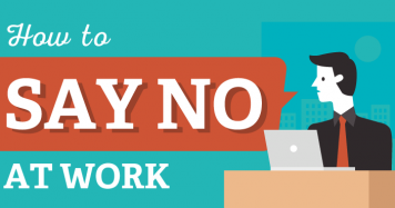 How to Say No at Work