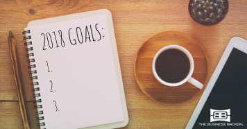 Monthly Challenge: New Year New Goals for Your Business