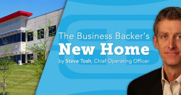 The Business Backer's New Home