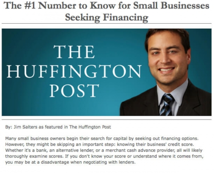 The #1 Number to Know for Small Businesses Seeking Financing