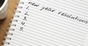 Setting New Year's Resolutions for Yourself – and Your Business